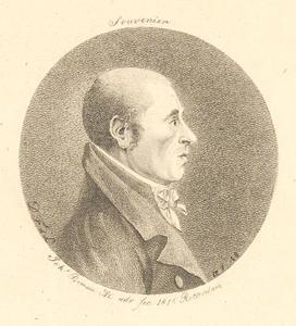 Portret van Daniel Francois Loches (1767-1835)