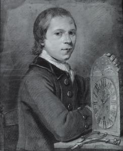 Portret van Johan Hendrik Meessen (1758- )
