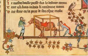 Een paard beslaan, het verhaal van Alexander