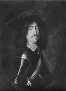 Portret van Koning Frederik III van Denemarken (1609-1670)