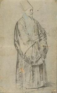 Portret van Nicolas Trigault (1577-1628)
