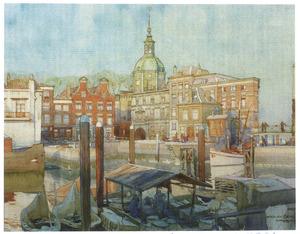 Binnenhaven te Dordrecht