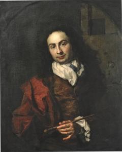 Portret van Georg Philipp Rugendas I (1666-1742)