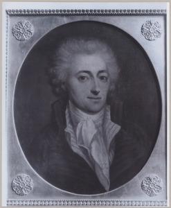 Portret van Charles Jacques Pierre Ignace Gérard des H.R. Rijksgraaf d'Oultremont (1753-1802)