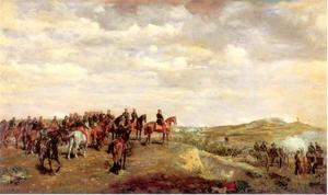 Napoleon III bij Solferino