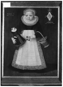 Portret van Catharina van Warmondt (1594-1668)