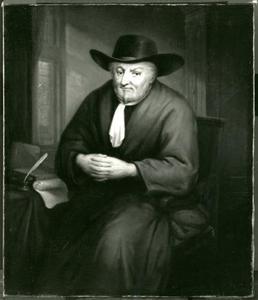 Portret van Joost van den Vondel