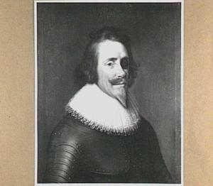 Portret van Sir George Hollis (1577-1626)