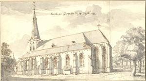 Groenlo, de Sint-Callixtuskerk
