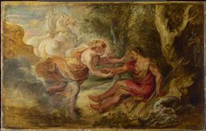 Aurora en Cephalus (Ovidius, Metamorfosen, VII, 700-713)