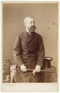 Portret van Carel Reinhard Adalbert van Aldenburg Bentinck (1853-1934)