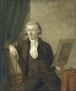 Portret van Egbert van Drielst (1745-1818)