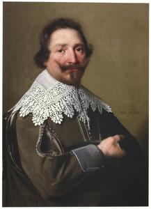 Portret van Jean le Gouche (1588-1669)