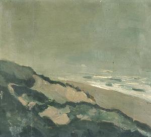 Duinen en zee