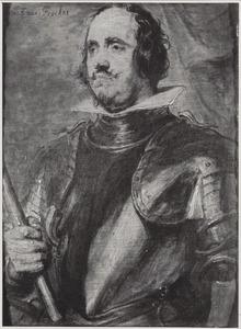 Portret van Don Emanuel Frockas Pereira y Pimentel, conde de Feria (?-?)