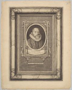 Portret van Petrus Pauw (1564-1617)