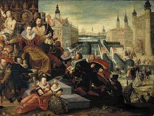 Allegorie van Rijkdom
