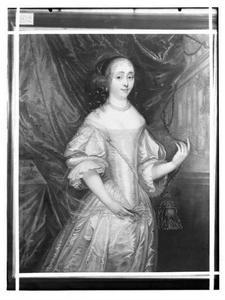 Portret van Jacoba van Liere ( -1693)