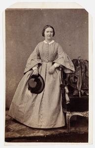 Portret van Jacqueline van Pallandt van Keppel