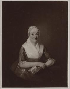 Portret van Elisabeth Bonket (1733-?)