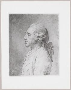 Portret van Louis Metayer (1728-1799)