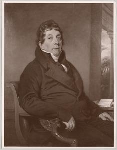 Portret van David Berck (1751-1819)