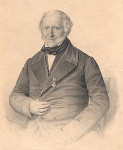 Portret van Cornelis Leembruggen (1785-1865)
