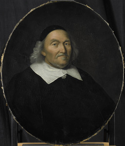 Portret van Hendrick Nobel (1567-1649)