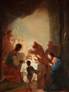 Presentatie in de Tempel
