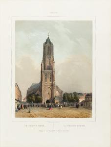 De Grote Kerk te Delft