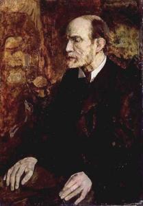 Portret van Henri Frédéric Boot (1877-1963)