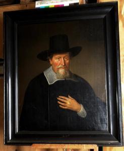 Portret van een man, waarschijnlijk Gerrit Hendricksz. Tydeman (1583-? )