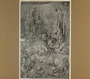 Christus in de Hof van Ghetsemane