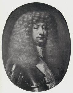 Portret van Niels Rosenkrantz