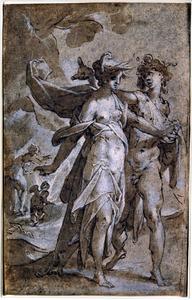 Ceres en Bacchus verlaten Venus