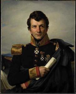 Portret van Johannes graaf van den Bosch (1780-1844), generaal-majoor en Gouverneur Generaal van Nederlandsch Indie (1830-1833)