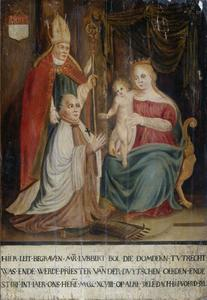 Portret van Lubbert Boll ( -1398)
