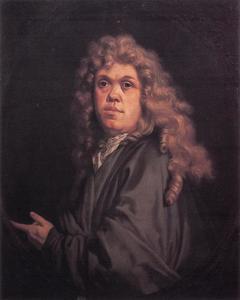 Zelfportret van Gerard de Lairesse (1640-1711)