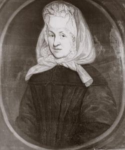 Portret van Elisabeth Boenen (1639- )