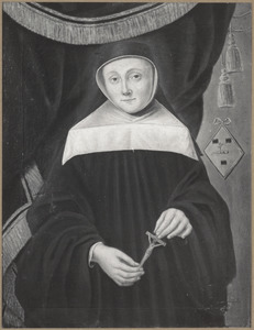 Portret van Charlotte Juliana van Cammingha ( -1781)