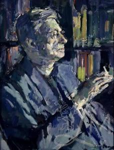 Portret van Dirk Coster (1887-1956)