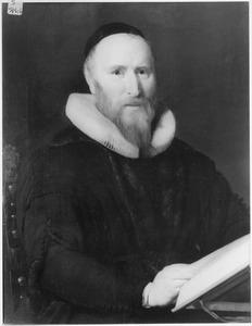 Portret van Carolus Niëllius (1576-1652)