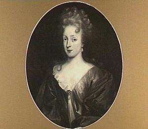 Portret van Catharina Johanna van Eysinga (1682-1716), eerste echtgenote van Allard van Burum