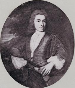 Portret van waarschijnlijk Jacob Josias van Bredehoff (1677-1748)
