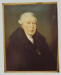 Portret van Meinard Tydeman (1741-1825)