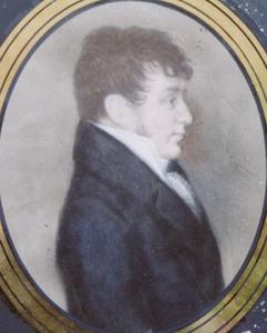 Portret van Hendrik van Grevengoed (1787-1860)
