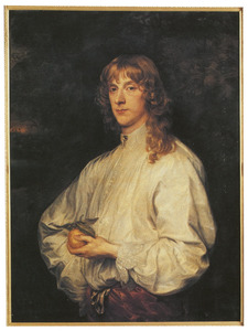 Portret van James Stuart, 4th Duke of Lennox en 1st Duke of Richmond (1612-1655)