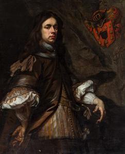 Portret van een man uit de familie Imstenraedt