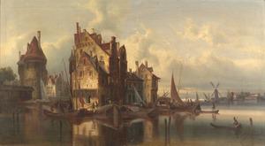 Hollandse havenstad