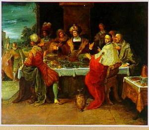De rijke man en Lazarus (Lucas 16:19-31)